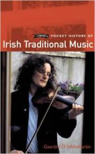 A Pocket History Irish Music (O'Brien Press)